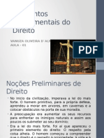 Elementos Fundamentais Do Direito