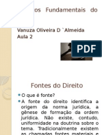 Elementos Fundamentais - Aula 2