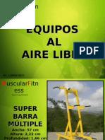 Presentación Directa Al Aire Libre MF(Agosto 2014)