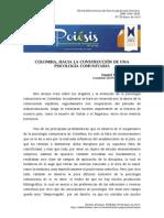 La Psicologia en Colombia