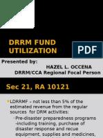 Drrm Fund Utilization