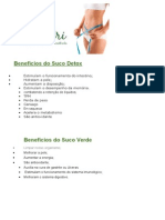 Beneficios Do Suco