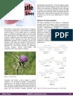 Advances Vol3 6 Detox Milk Thistle