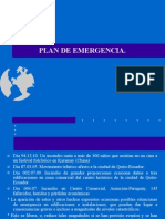 Plan de Emergencia(Slites)