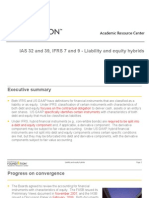 Liability and Equity Hybrids