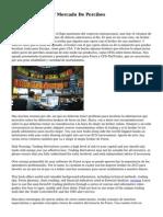 Operar Con CFDs Y Mercado De Percibes