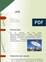Radares exposicion
