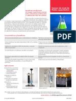 Sensor de Nivel de Fluido Capacitativo Contenedores No Metalicos 2