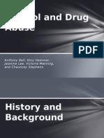 alcohol and drug abuse presentation