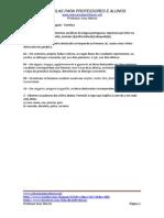 AULA 01 - Português - Fonética - Exercícios