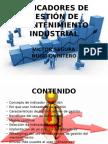Indicadores de Gestión de Mantenimiento Industrial