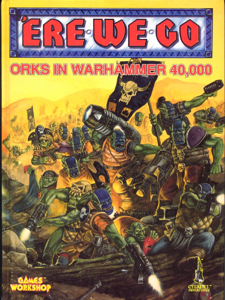 Warhammer 40k Ork Codex 5th Edition Pdf