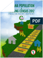 2012 Census Guyana
