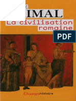 Pierre Grimal-La Civilisation Romaine-Flammarion (2009)-Ocr