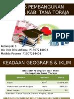 IPM Kab. Tana Toraja