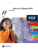 Education at a Glance 2014