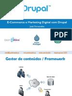 E-Commerce e Marketing Digital Com Drupal