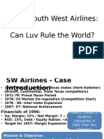 OB2 Group1 South West Airlines