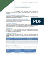Unidade II - Atividade Aberta - Template Plano de Testes de Software
