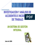 Investigasion de Incidentes