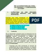 Notas Sobre La Estructura Del (1)