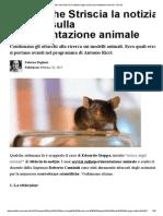 10 Cose Che Striscia La Notizia Sbaglia Sulla Sperimentazione Animale - Wired