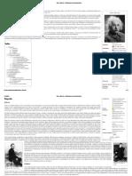 Albert Einstein - Vida y Obra