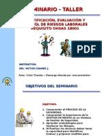 Identificacic3b3n Evvaluacic3b3n y Control