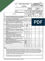 Gkc03 Checklist for Fireproofing