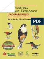 Aves Parque Jaguaroundi