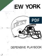 1997 Ny Jets Bill Belichick
