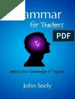 Grammar for Teachers Sample