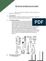 Reconocimiento y Uso de Materiales de Laboratorio