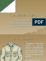 Consumer Presentation Ppt