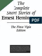 Ernest Hemingway Indian Camp