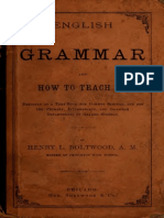 English Grammar 00 Bolt