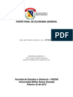 Paper Final Economía Ing. Civil UMNG