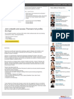 261.Thomas Friedmund Henn Linkedin