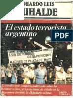 Duhalde - El Estado Terrorista v1983