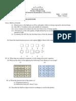 Graphics Exam Jan2015