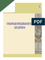 colonias inglesas