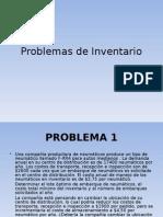Problemas Inventario - Ppco