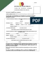 Declaracion de Direccion Form.2 (1)