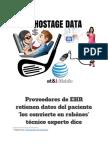 Proveedores de EHR retienen datos del paciente