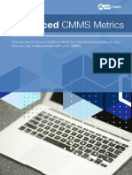 Advanced CMMS Metrics ( KPI )