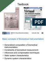 Virtual Bio instrumentation Lecture 01
