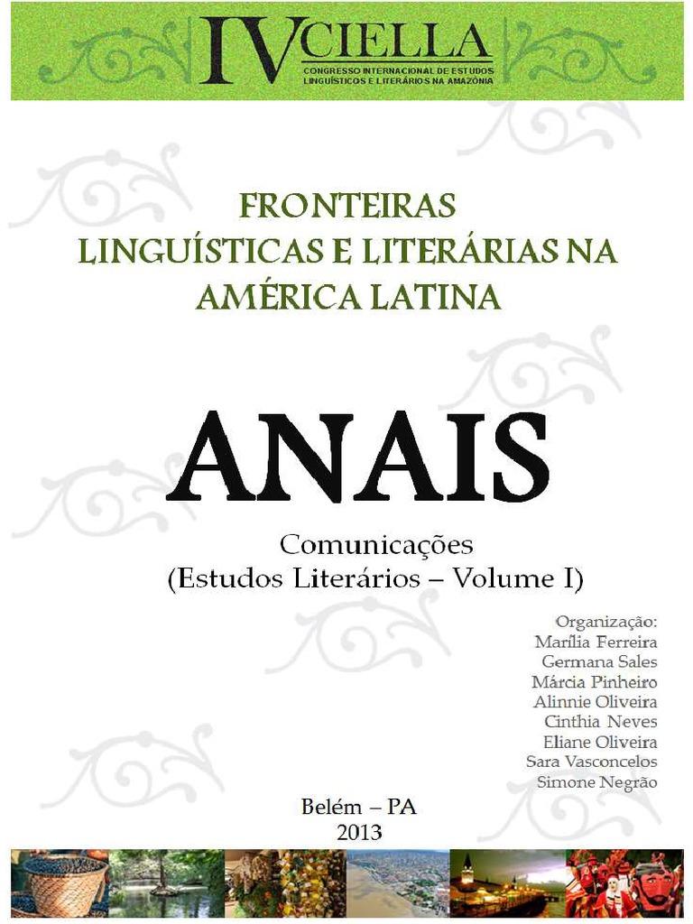 Livro i estudos literarios comunicacao fandeluxe Gallery