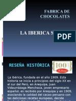 Chocolates La Iberica