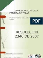 La Empresa Avalon Ltda Angie Camila Torres Rodriguez