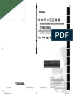 Toshiba Dvr670 Manual